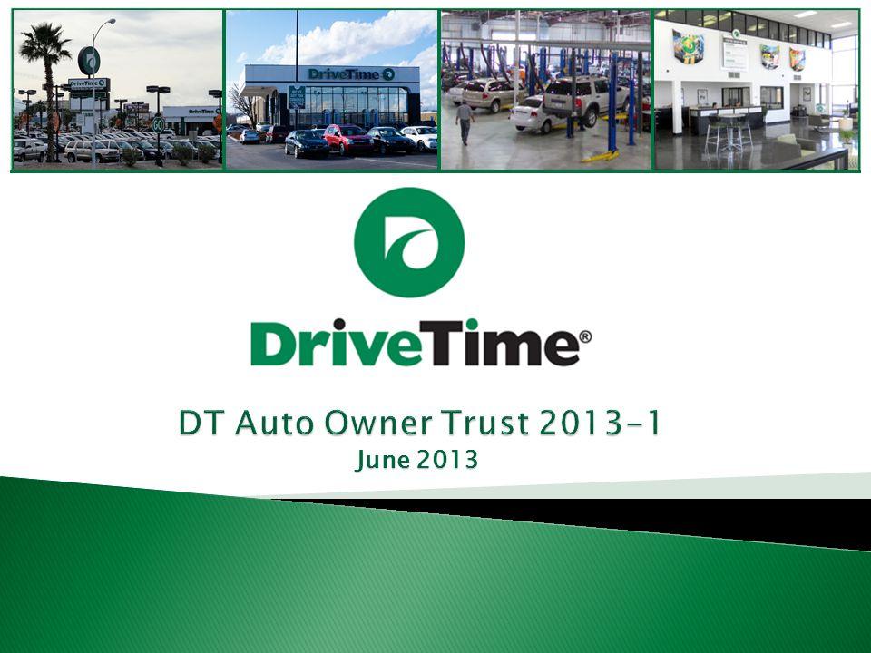 DT Auto Owner Trust 2013-1 June 2013