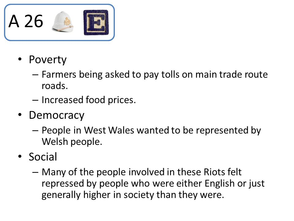 A 26 Poverty Democracy Social
