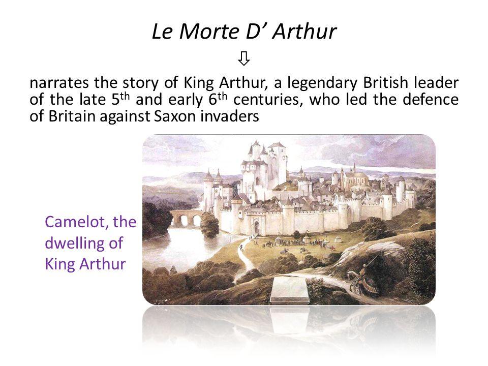 Le Morte D' Arthur 