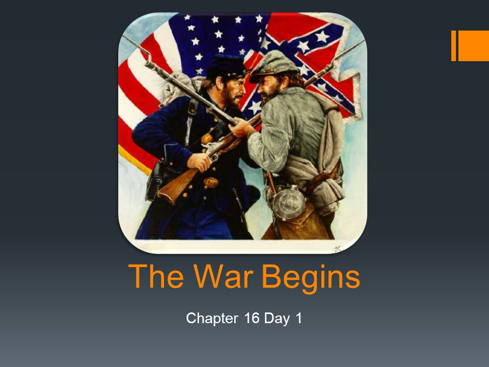 The War Begins Chapter 16 Day 1
