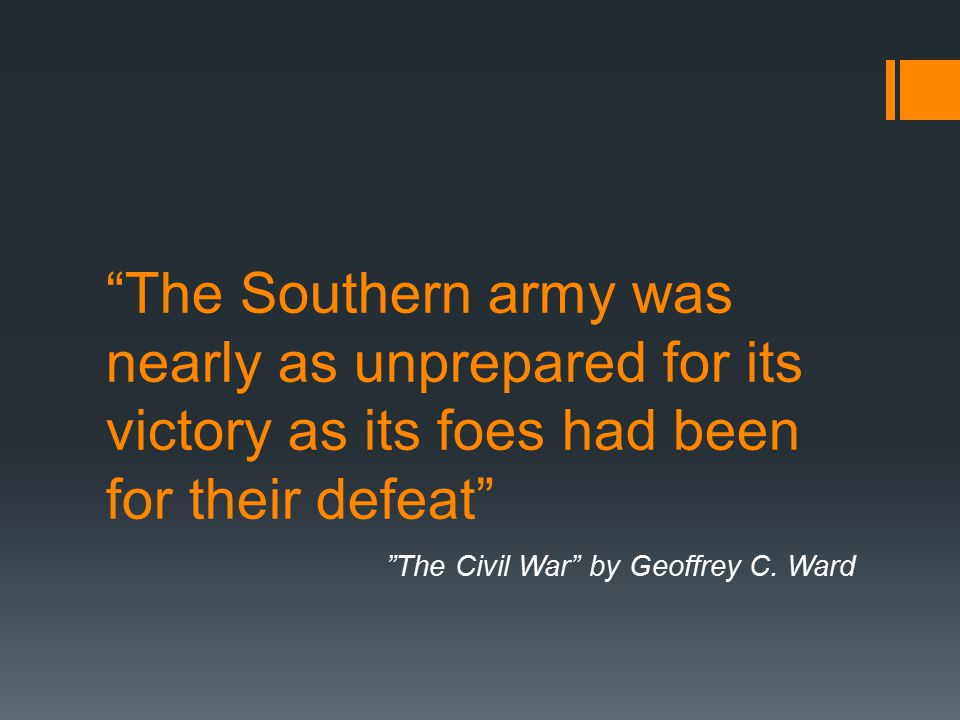 The Civil War by Geoffrey C. Ward