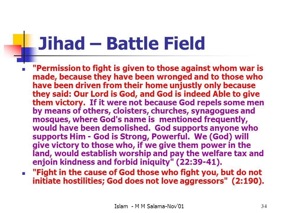 Jihad – Battle Field