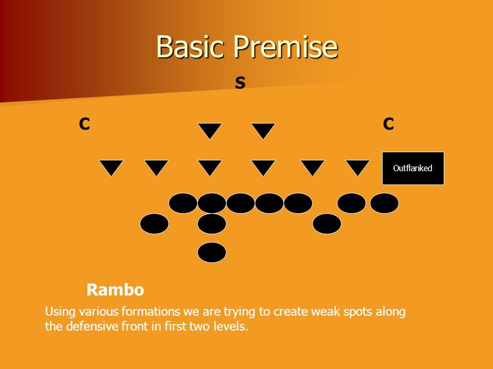 Basic Premise S C C Rambo