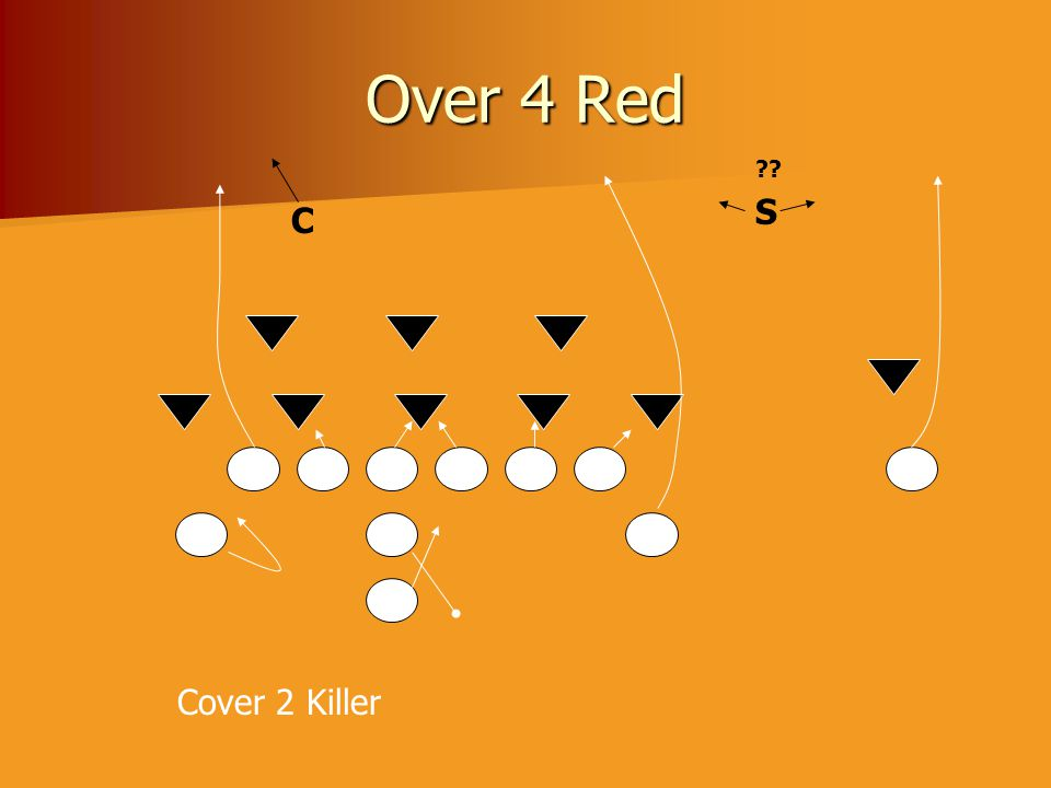 Over 4 Red S C Cover 2 Killer