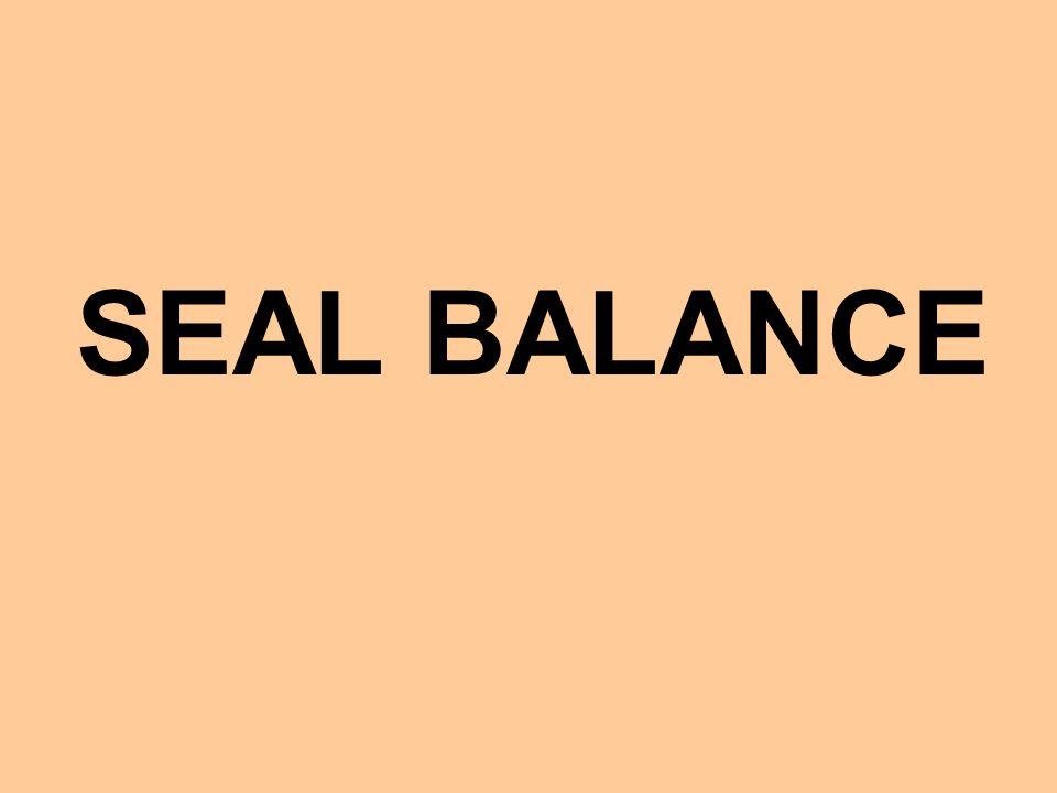 SEAL BALANCE