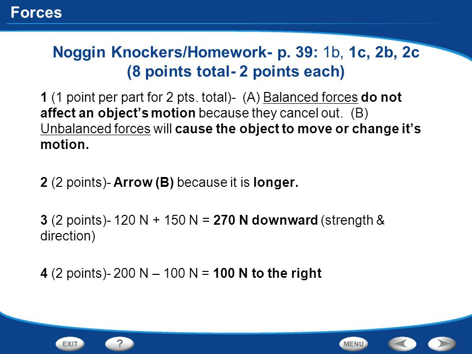 Noggin Knockers/Homework- p