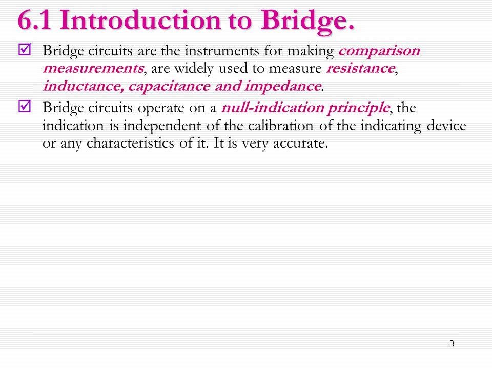 6.1 Introduction to Bridge.
