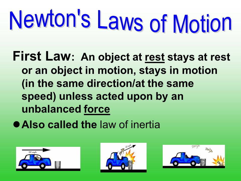 essay on newtons laws of motion Introduction at this stage we are ready to move on to the second part of our studies so far in part one of the text, we have covered the relevant.