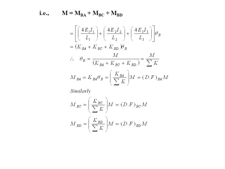 i.e., M = MBA + MBC + MBD