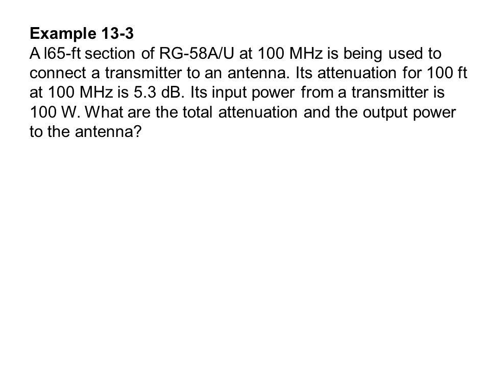 Example 13-3
