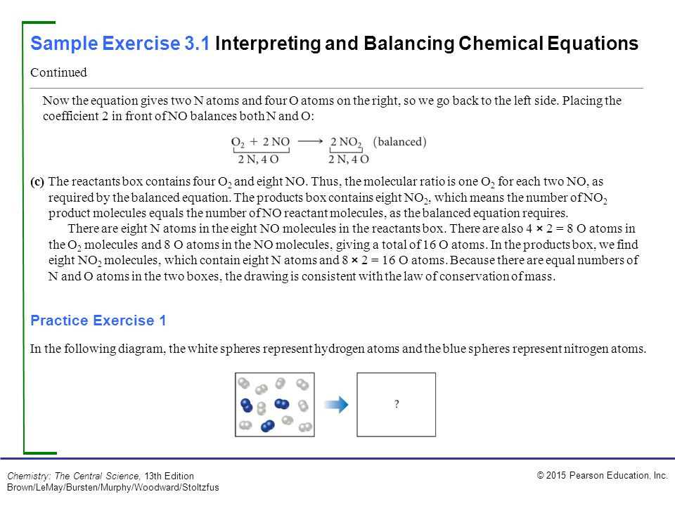 coefficient balanced chemical equation calculator