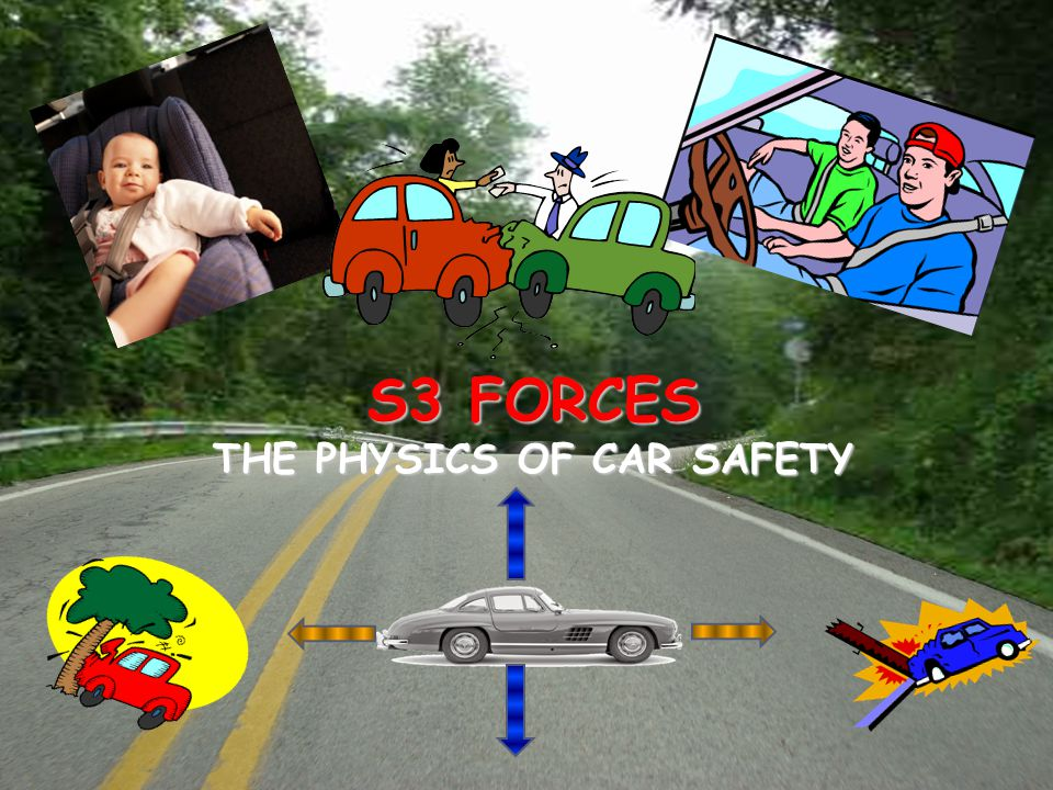 THE PHYSICS OF CAR SAFETY