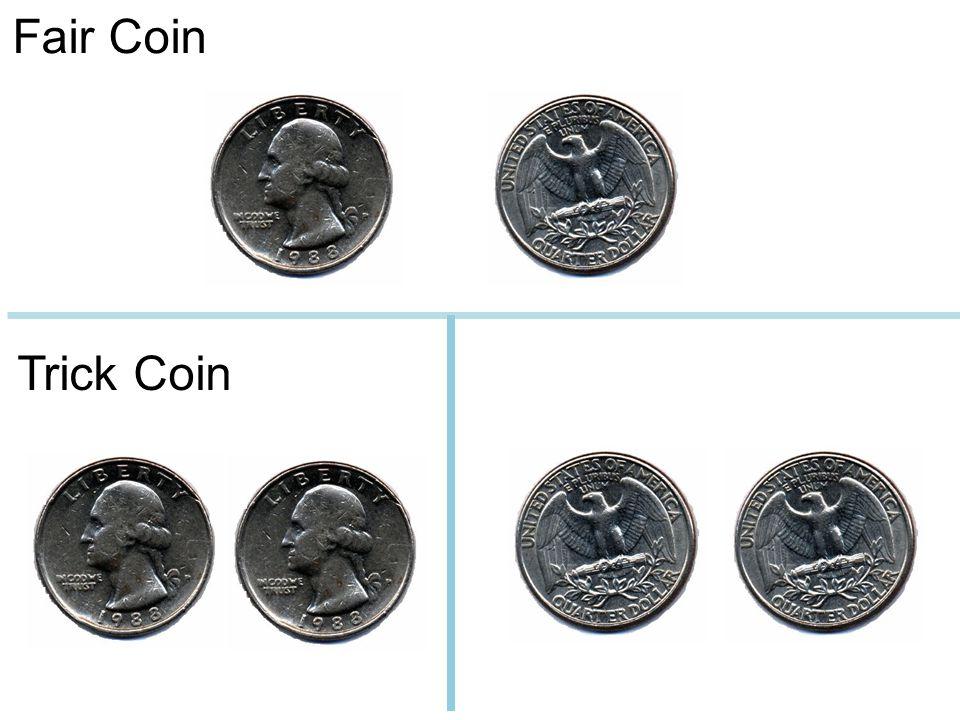Fair Coin Trick Coin