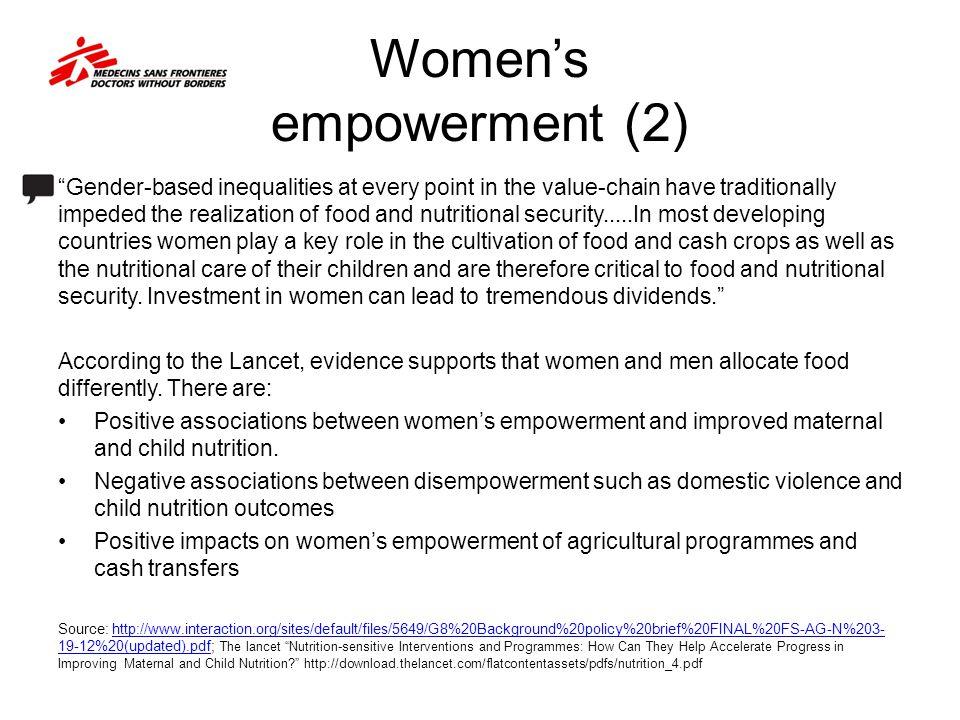 Women's empowerment (2)