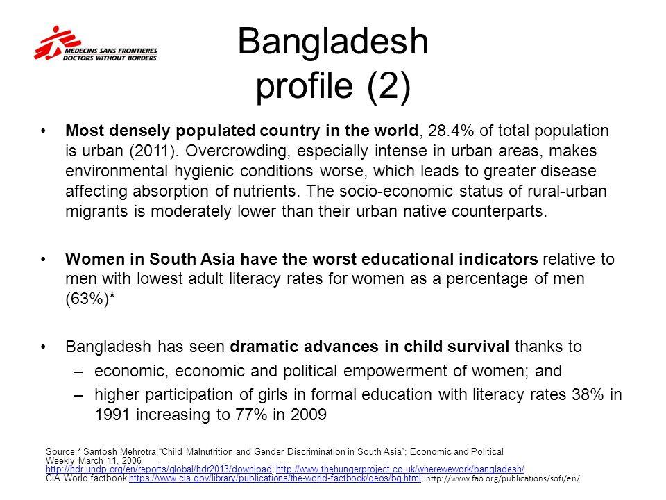 Bangladesh profile (2)