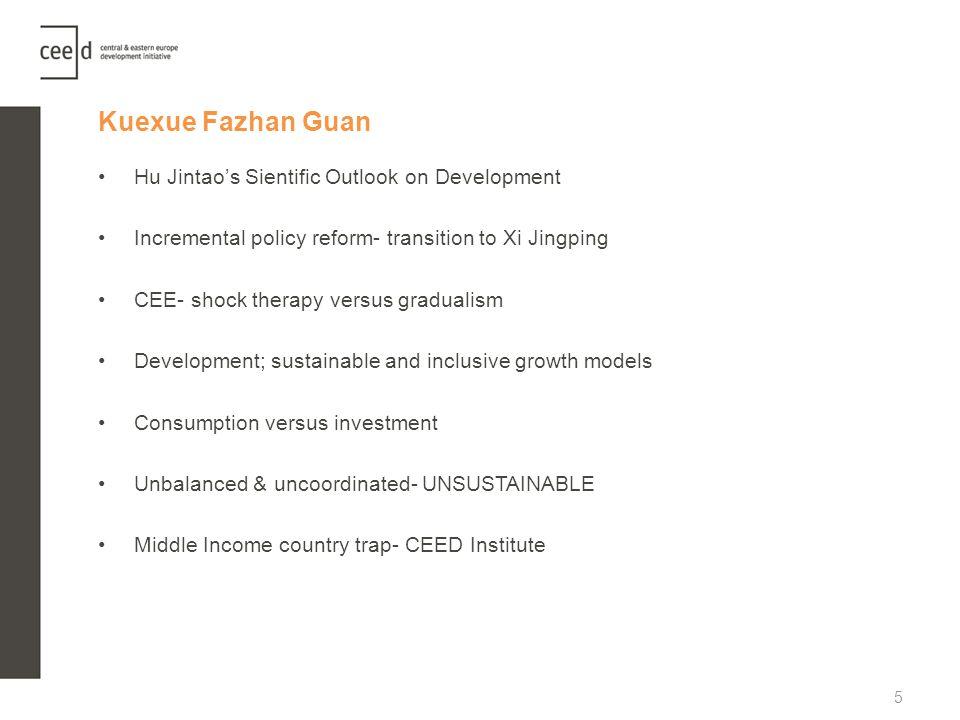Kuexue Fazhan Guan Hu Jintao's Sientific Outlook on Development