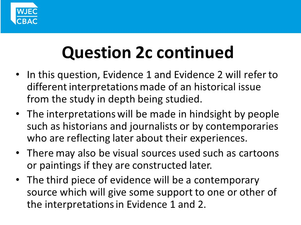 Question 2c continued