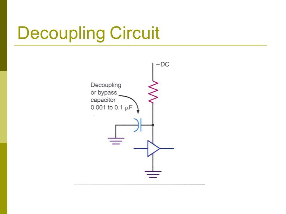 Decoupling Circuit