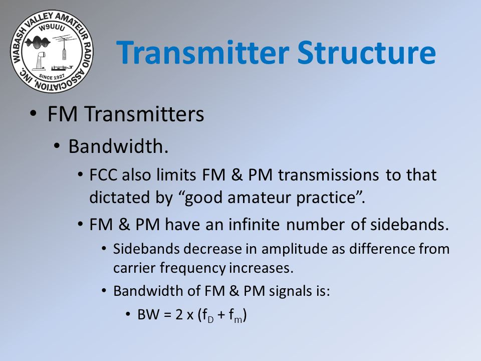 Transmitter Structure
