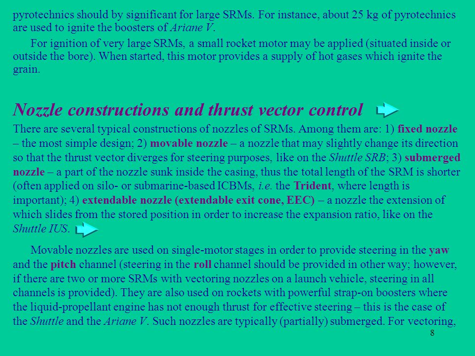 Nozzle constructions and thrust vector control