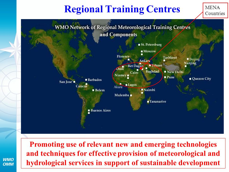 Regional Training Centres