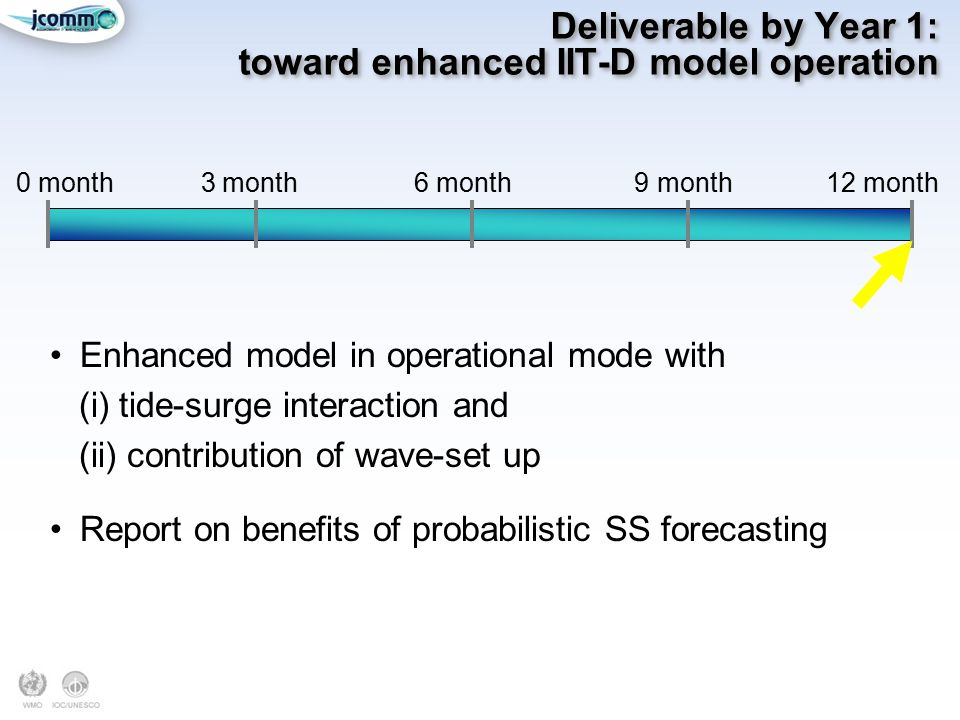 Deliverable by Year 1: toward enhanced IIT-D model operation