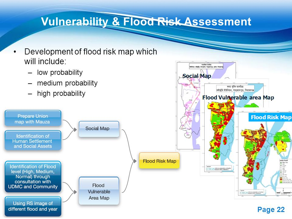 Vulnerability & Flood Risk Assessment