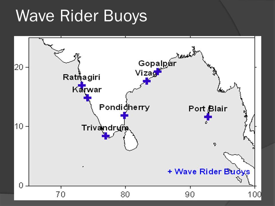 Wave Rider Buoys