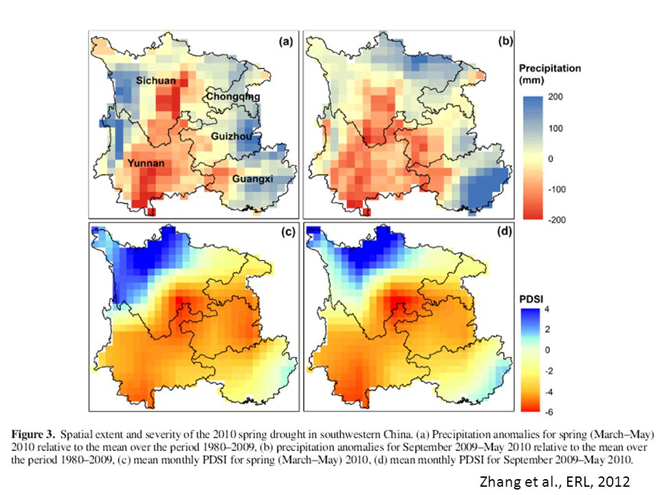 Zhang et al., ERL, 2012