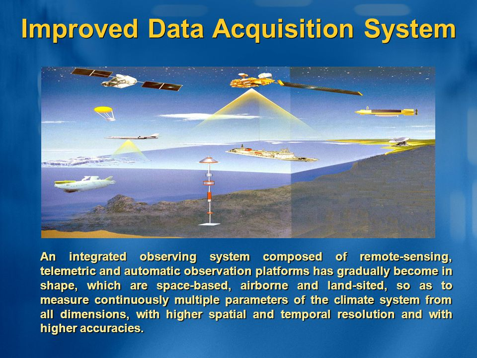 Improved Data Acquisition System