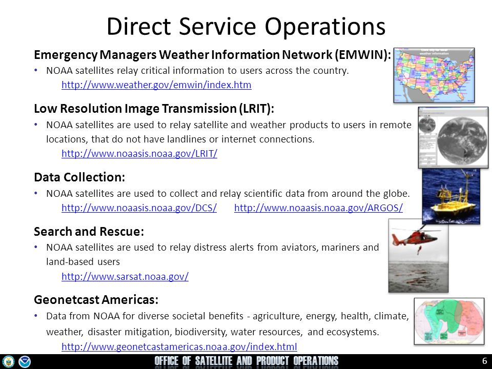 Direct Service Operations