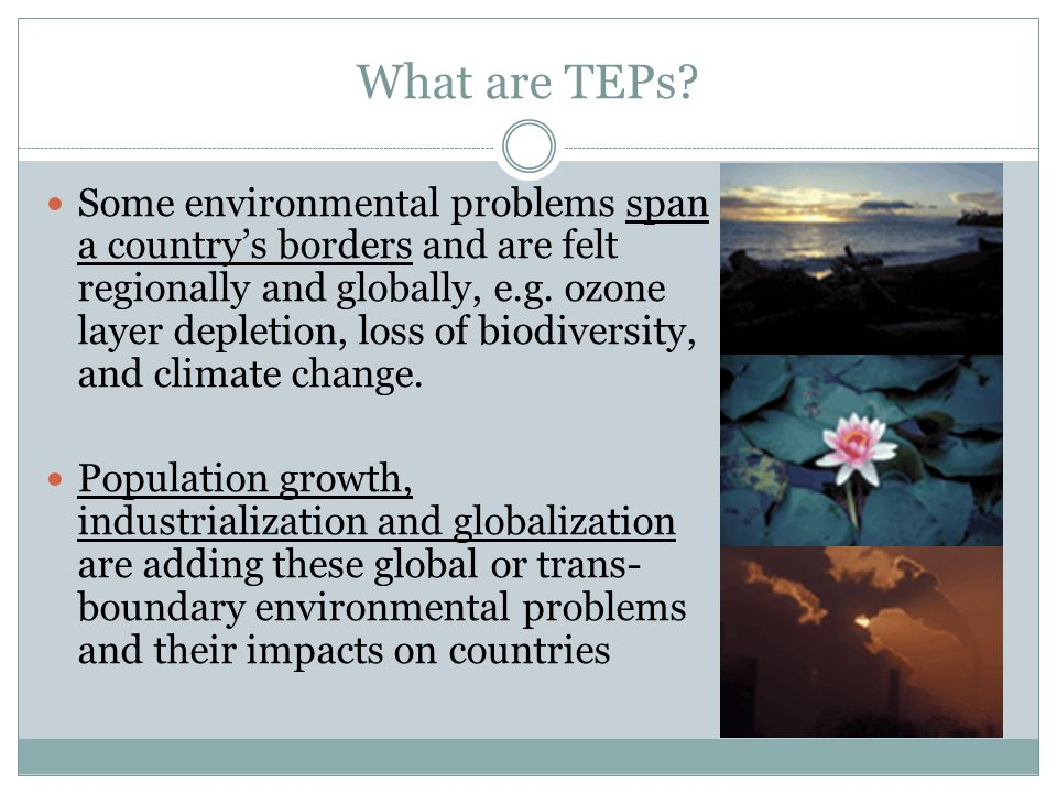 What are TEPs