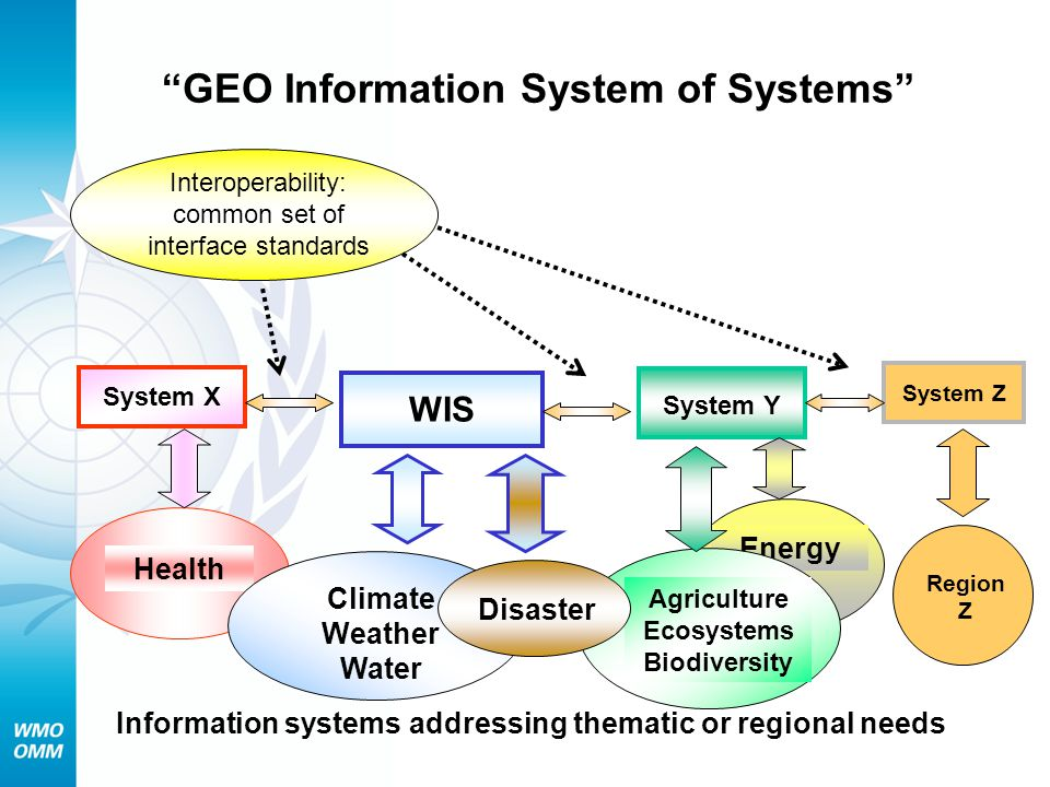 GEO Information System of Systems