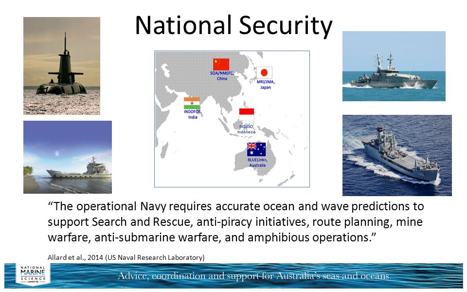 National Security INDESO, Indonesia.