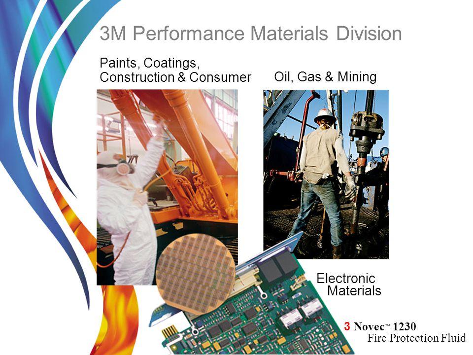 3M Performance Materials Division