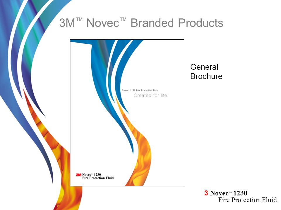 3M™ Novec™ Branded Products
