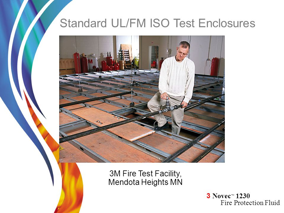 3M Fire Test Facility, Mendota Heights MN