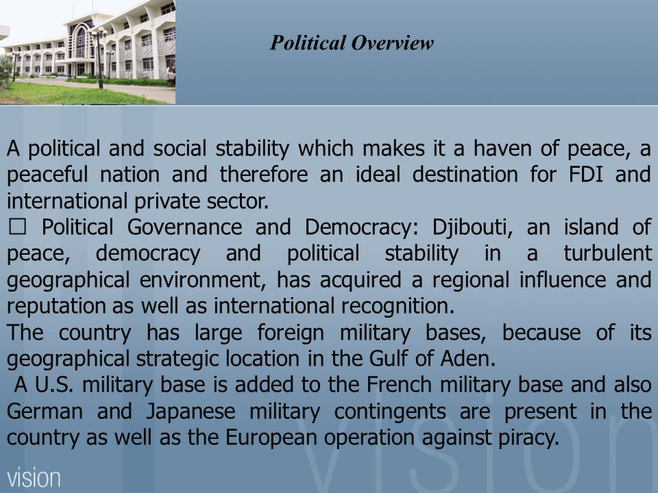 Political Overview