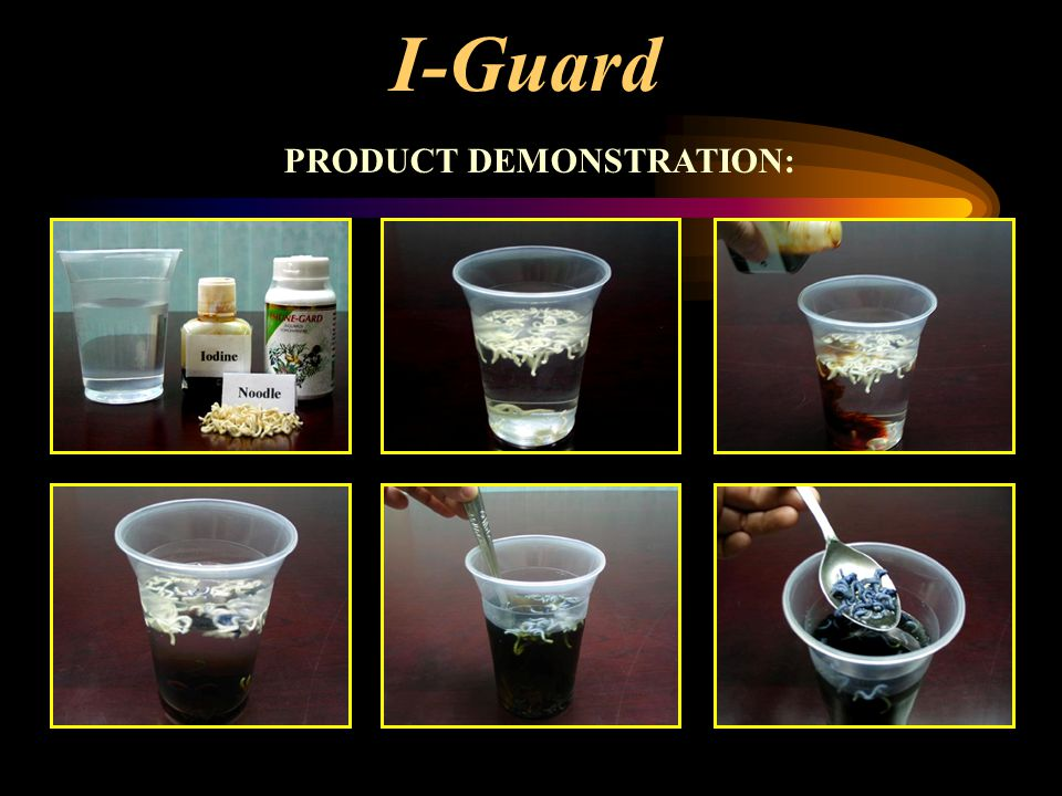 I-Guard PRODUCT DEMONSTRATION: