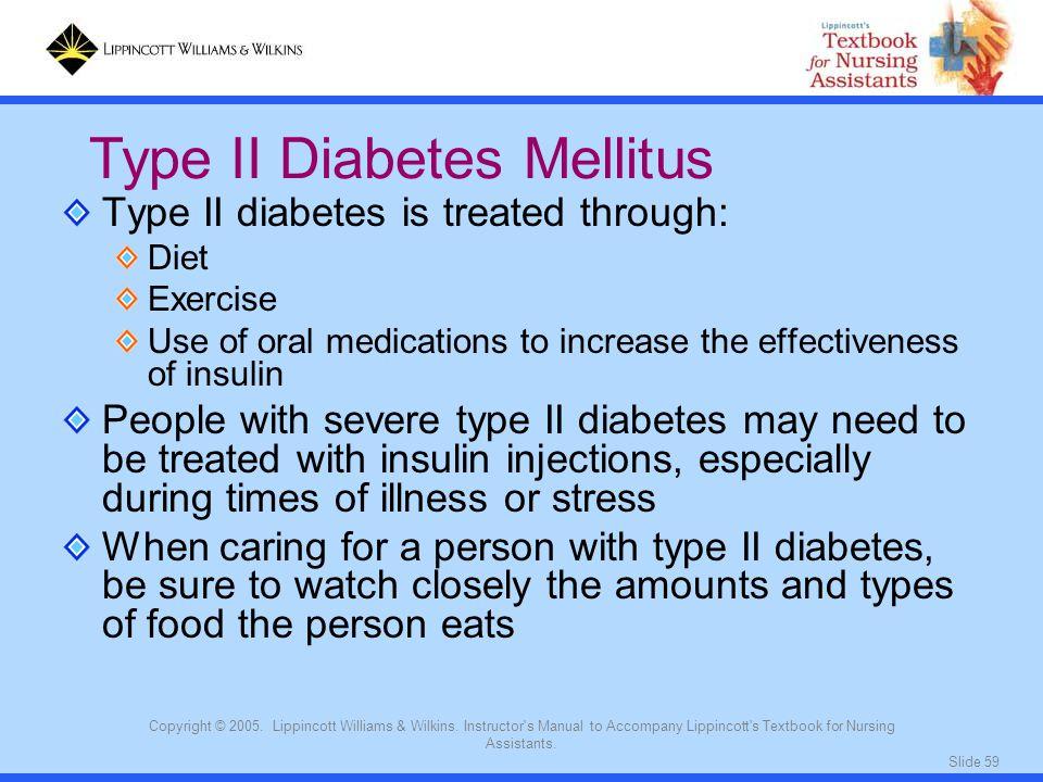 Type II Diabetes Mellitus