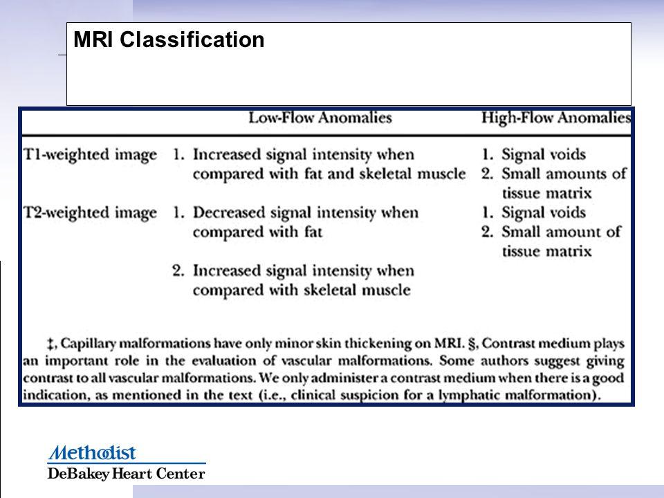 MRI Classification