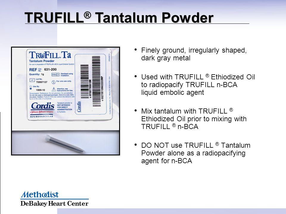 TRUFILL® Tantalum Powder