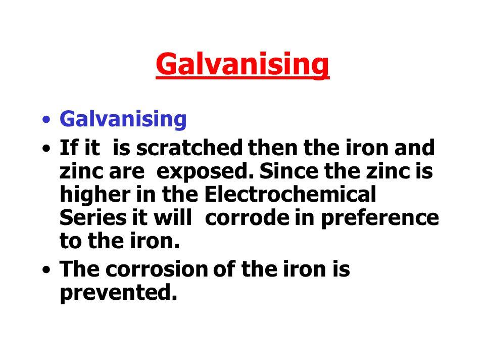 Galvanising Galvanising