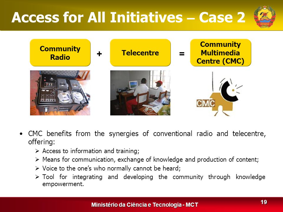 Access for All Initiatives – Case 2