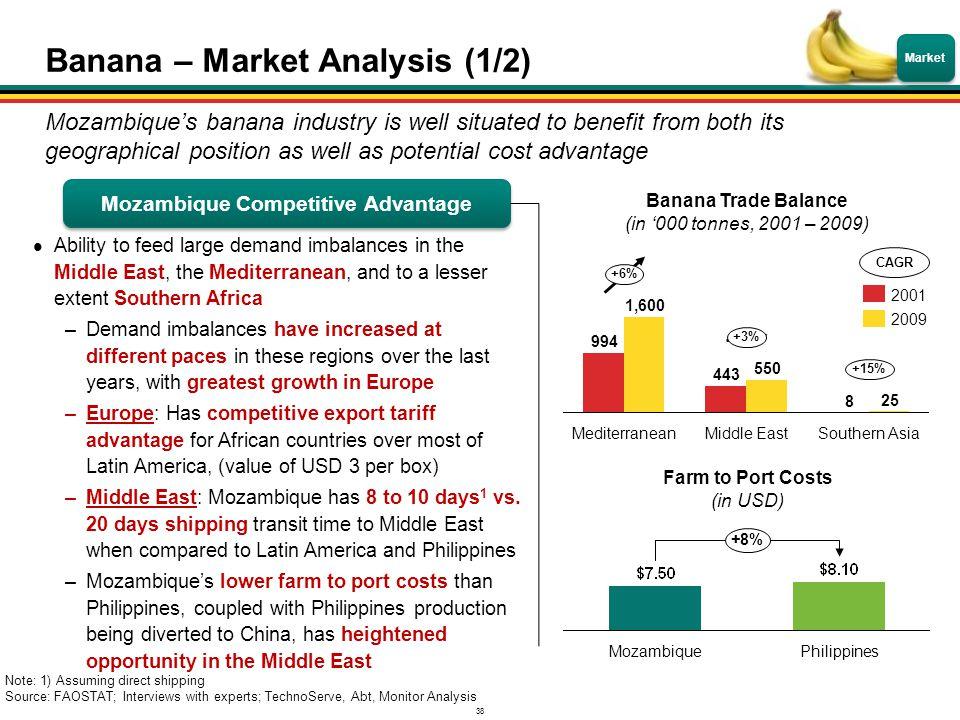 Mozambique Competitive Advantage