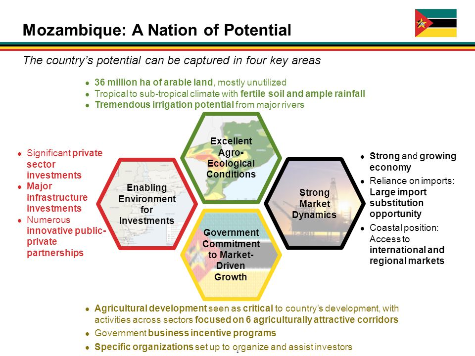 Mozambique: A Nation of Potential