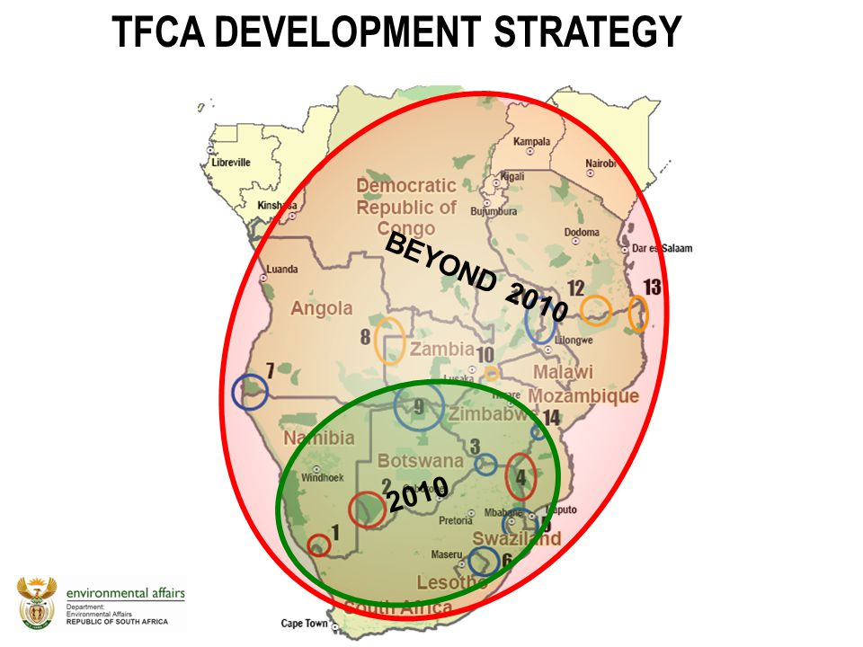 TFCA DEVELOPMENT STRATEGY
