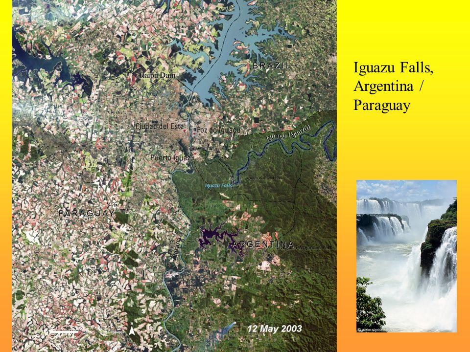 Iguazu Falls, Argentina / Paraguay