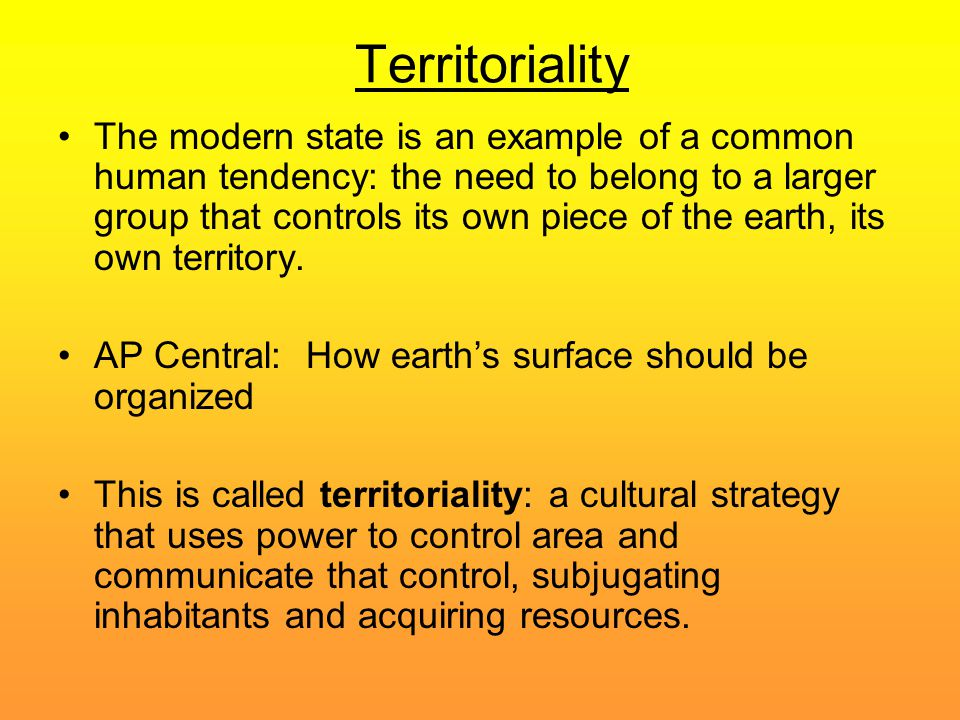 Geographical Characteristics of the State - ppt video ...