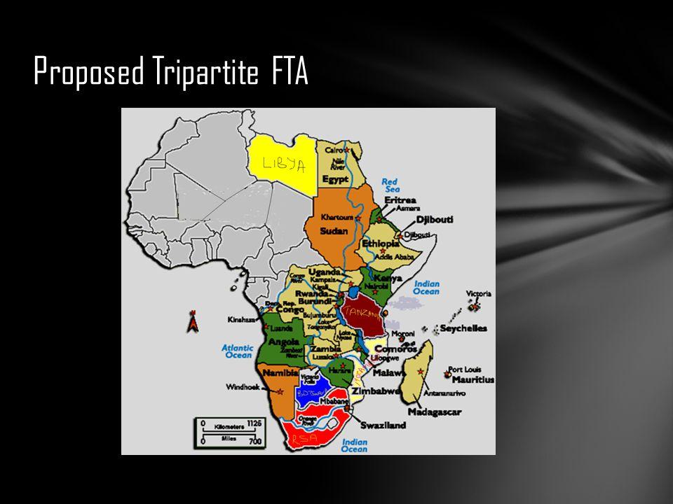 Proposed Tripartite FTA